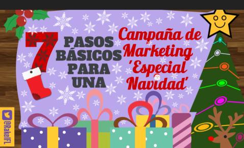 7 Pasos Básicos para una Estrategia de Marketing Especial Navidad, by Rakel Felipe