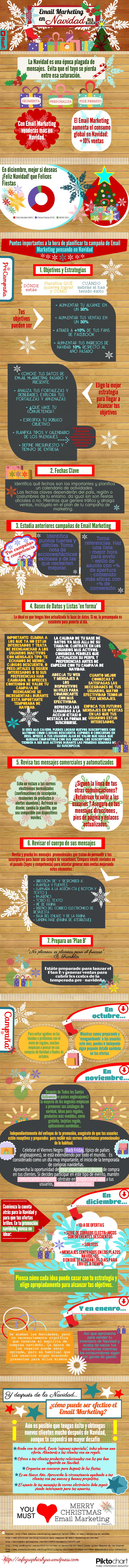 Consejos para campañas de Email Marketing en Navidad 1