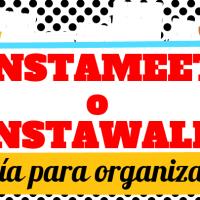 Guía rápida para organizar un 'instameet' o 'instawalk'