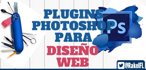 Plugins de Photoshop para facilitar el Diseño Web,