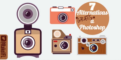 Alternativas gratis a Photoshop, de Rakel Felipe