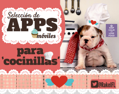 10 APPs para cocinillas, (by @RakelFL)