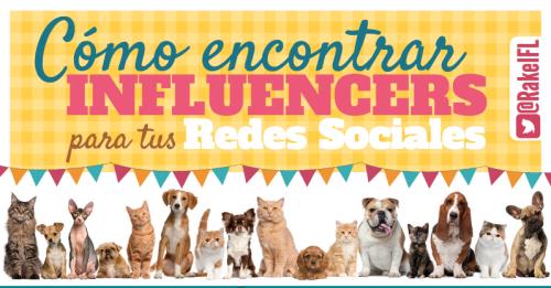 Cómo encontrar influencers para tus redes sociales (by @RakelFL)