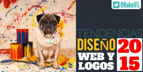 Tendencias para 2015 en diseño web y de logos (by @RakelFL)
