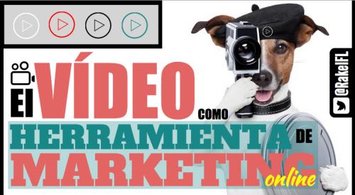 El vídeo como herramienta de Marketing Online (by @RakelFL)