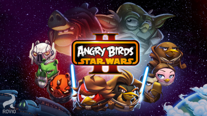 Angry Birds Star Wars II blog