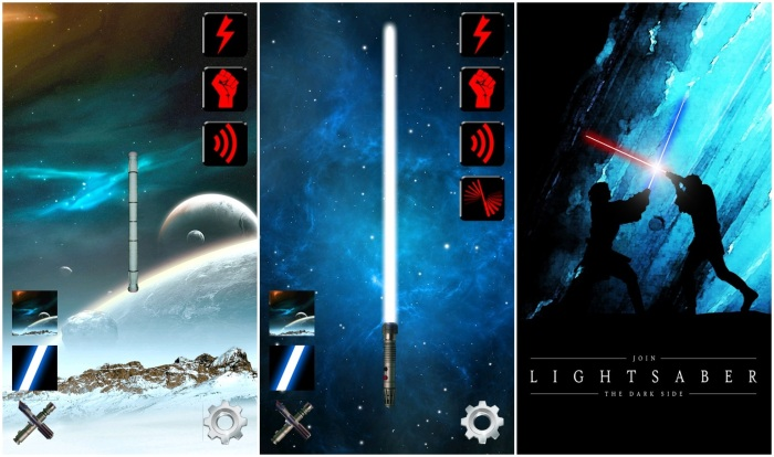Lightsaber-HD blog