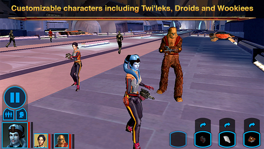 Star Wars Knights of the Old Republic II blog